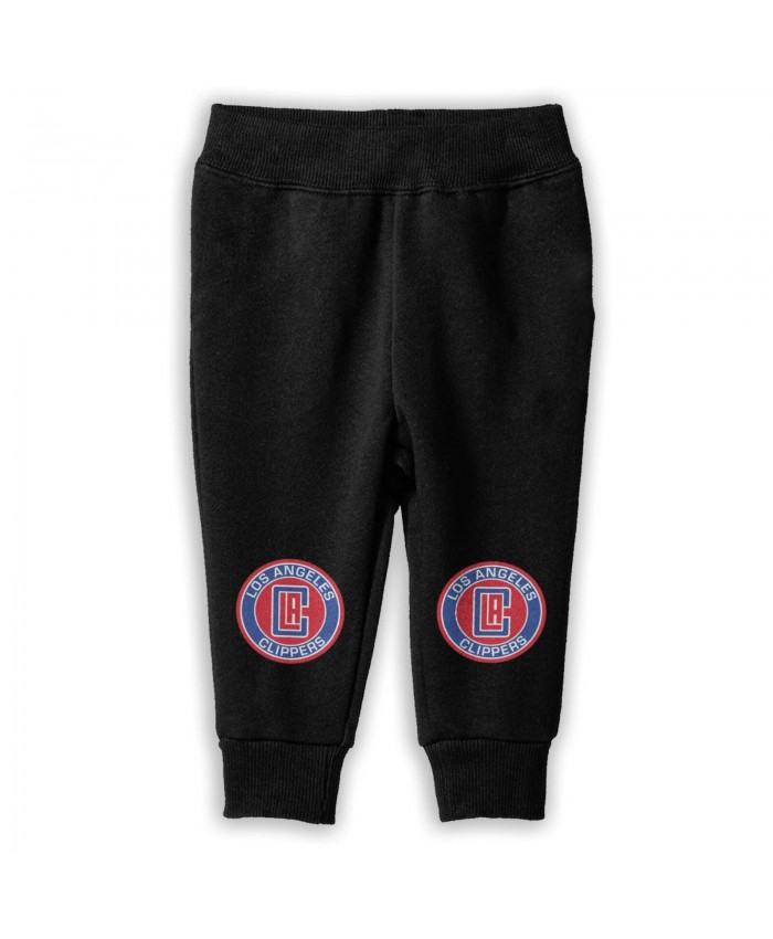 2K20 Clippers Sweatpants for boys Los Angeles Clippers LAC Black