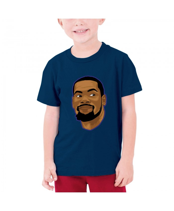 Ethan Strauss Kevin Durant Teenage T-shirt Kevin Durant Navy