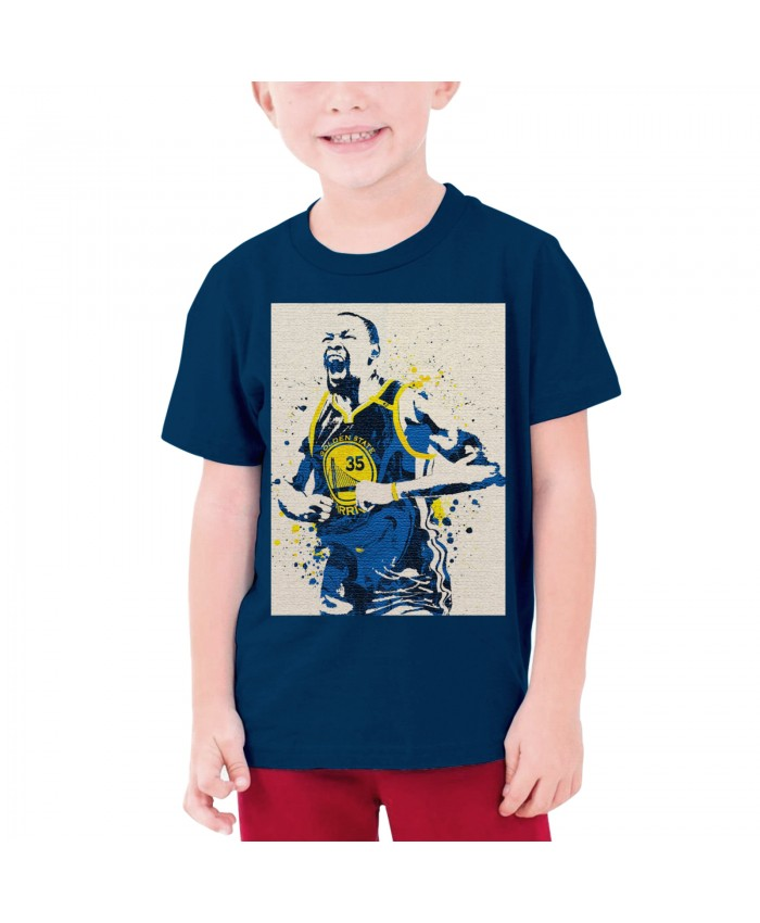 Kevin Durant Westbrook Teenage T-shirt Kevin Durant Navy