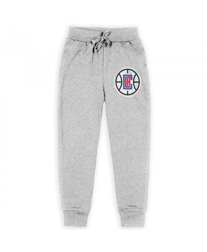 La Clippers Dance Sweatpants for boys Los Angeles Clippers LAC Gray