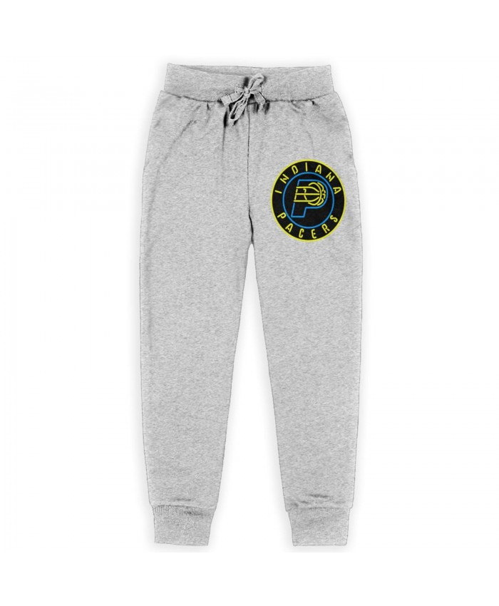 Minnesota Timberwolves Indiana Pacers Sweatpants for boys Indiana Pacers Much Improved Gray