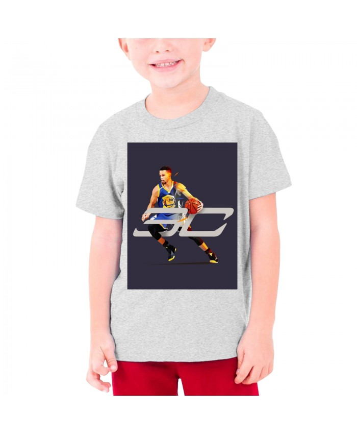 Seth Curry Related To Steph Curry Teenage T-shirt Stephen Curry Gray
