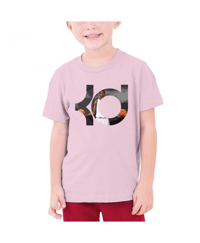 Seth Curry Stats Teenage T-shirt Kevin Durant Pink