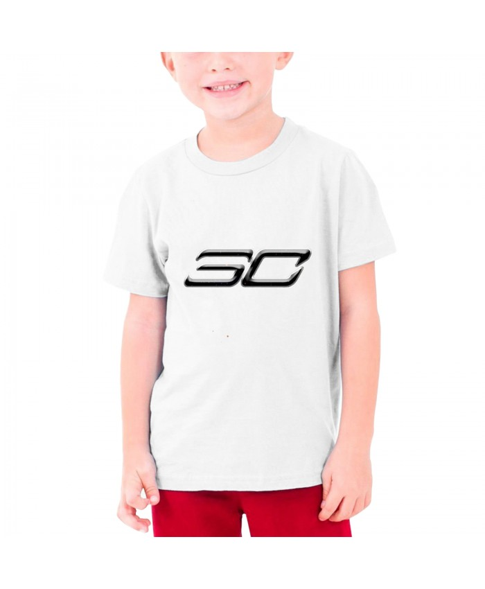Stephen Curry Cleveland Teenage T-shirt Stephen Curry White